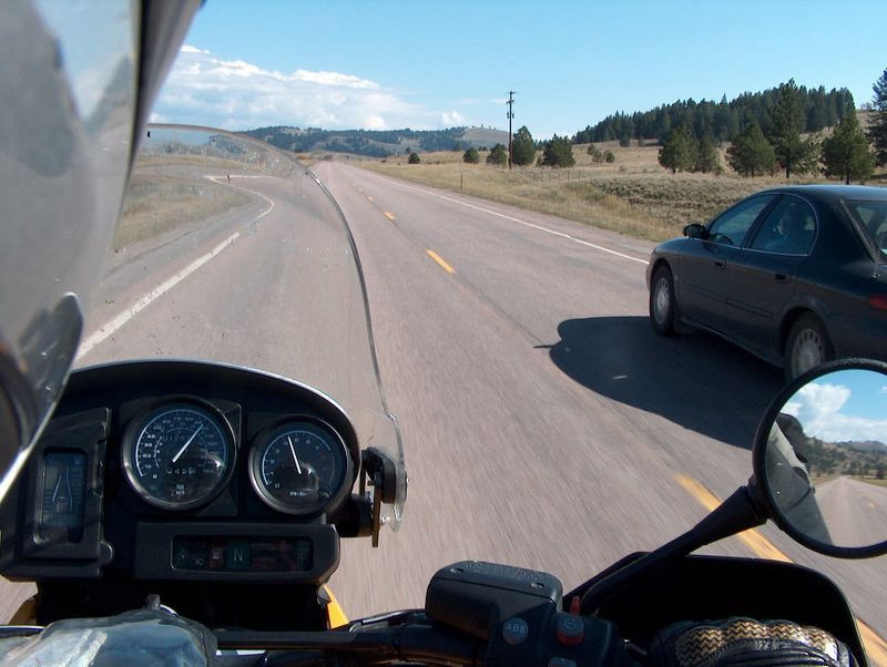 This is Eastern MT or NB...Anyway we're heading home at this point, no messing around.