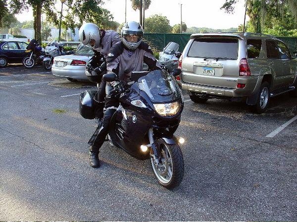 Ride to Mount Dora:  August 21, 2005