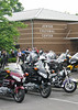Chattanooga JCC serving the areas's 1,400 Jews and 300+ JMA (Jewish Motorcyclist Alliance) riders for the day
