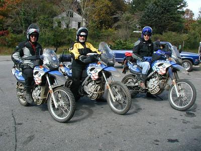 Rides - 2003