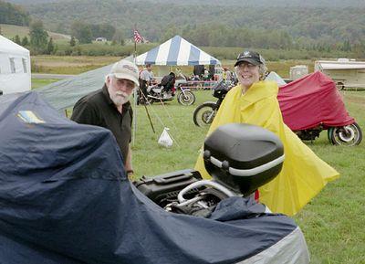 2004 BMWRA Rally