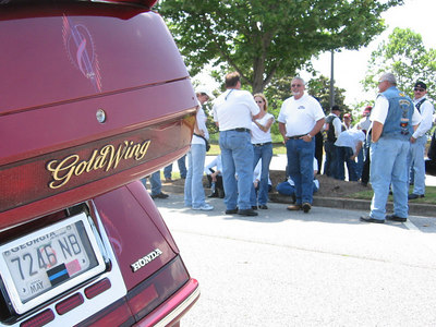 Patriot Guard Riders to Athens, GA