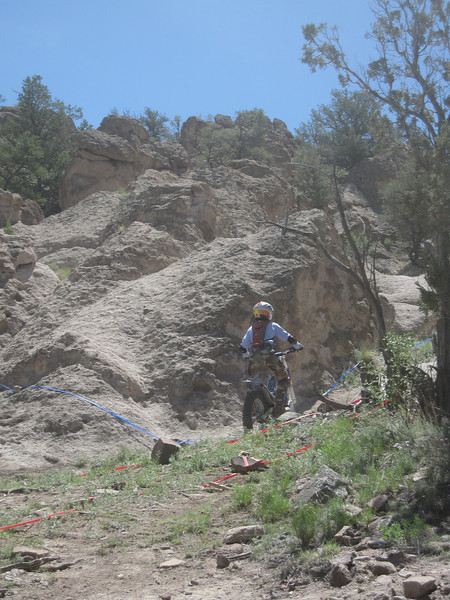 Turkey Rock Vinage Trials, May 31 2009 089