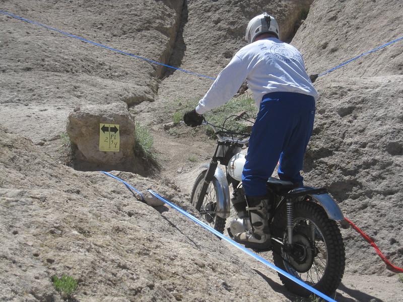 Turkey Rock Vinage Trials, May 31 2009 047