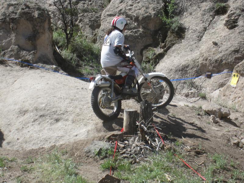 Turkey Rock Vinage Trials, May 31 2009 028