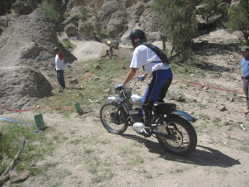Turkey Rock Vinage Trials, May 31 2009 043