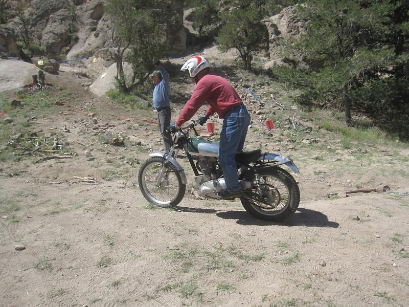 Turkey Rock Vinage Trials, May 31 2009 040