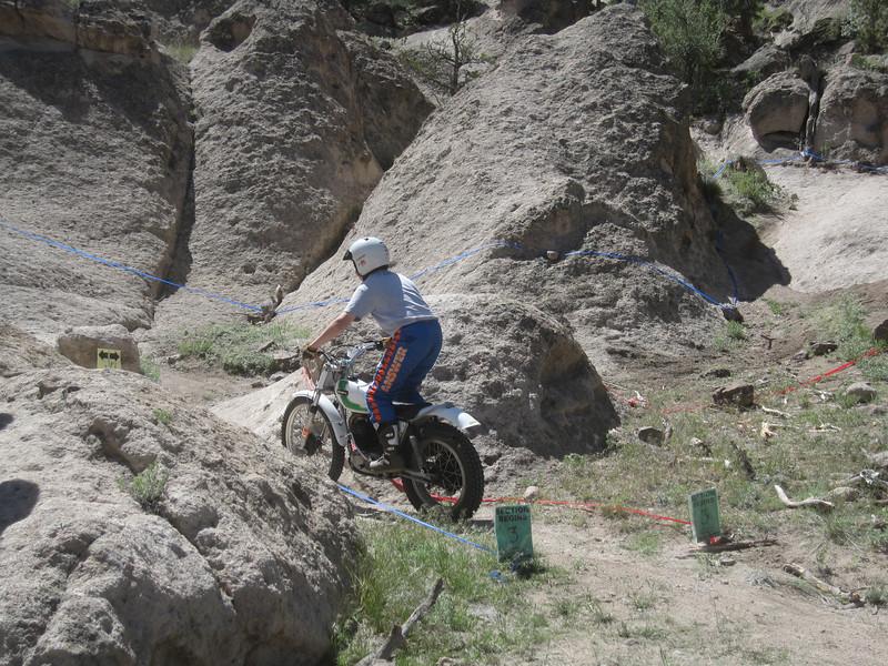 Turkey Rock Vinage Trials, May 31 2009 037