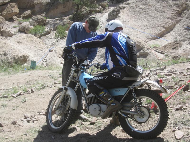 Turkey Rock Vinage Trials, May 31 2009 085