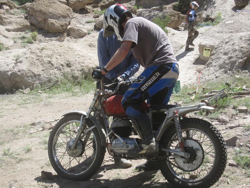 Turkey Rock Vinage Trials, May 31 2009 084