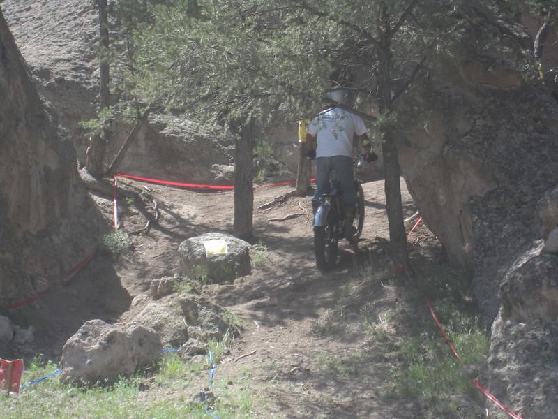 Turkey Rock Vinage Trials, May 31 2009 016