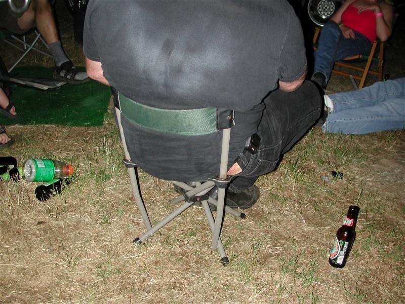 "Mongox's...uh...""chair"""