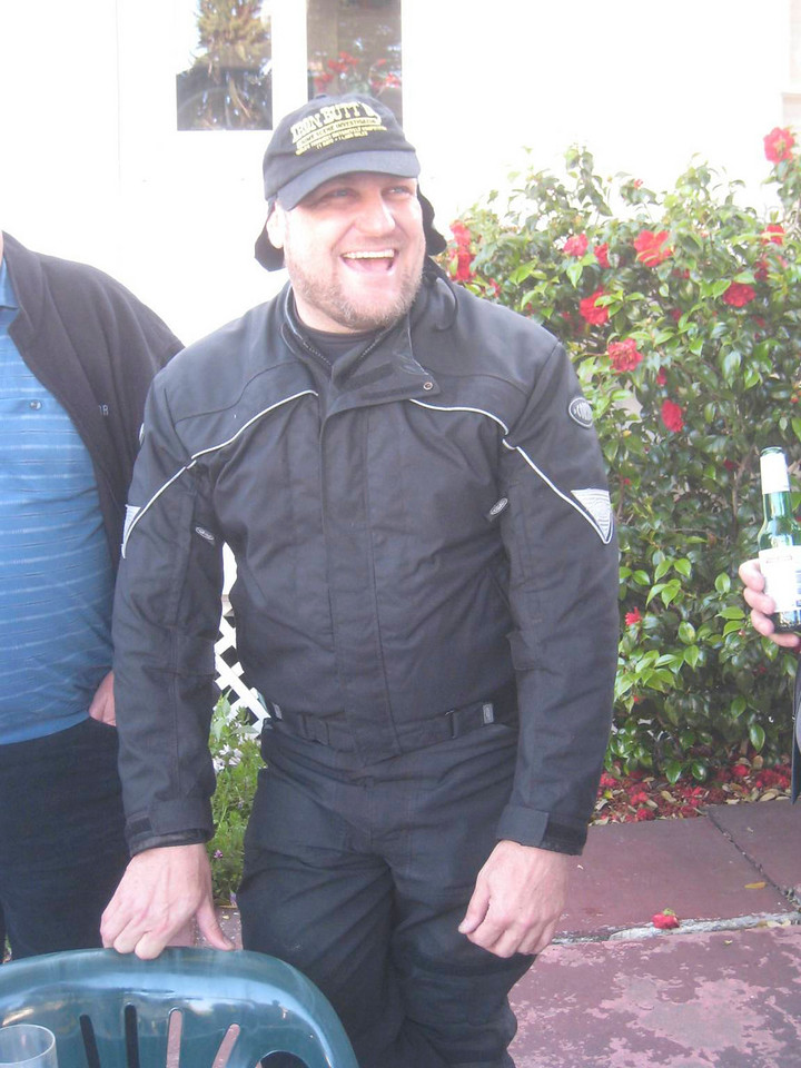 Ken Meese finished 8th in the 2009 Iron Butt Rally.  That's 11,000 miles in 11 days.