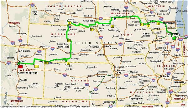 Chicago Ride