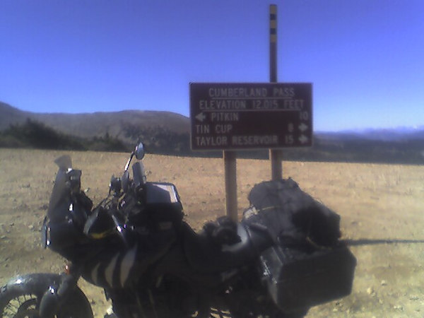 Comberland pass