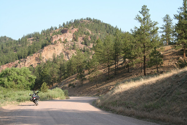 Day Rides in the Front Range