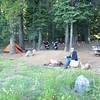 Camp at Rocky Point Campground, Lake Almanor, CA