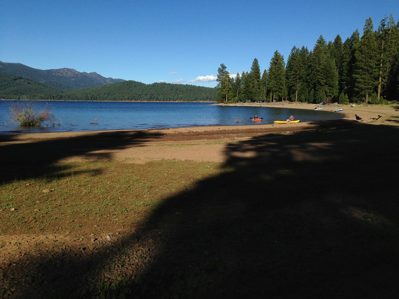 Rocky Point Campground, Lake Almanor, CA