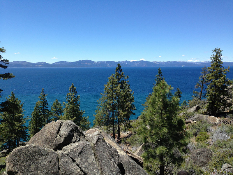 Lake Tahoe, SE Shore