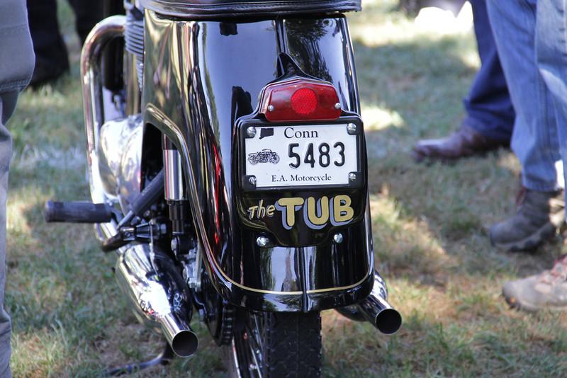 """'58 Triumph Twenty One """"The Tub"""""""
