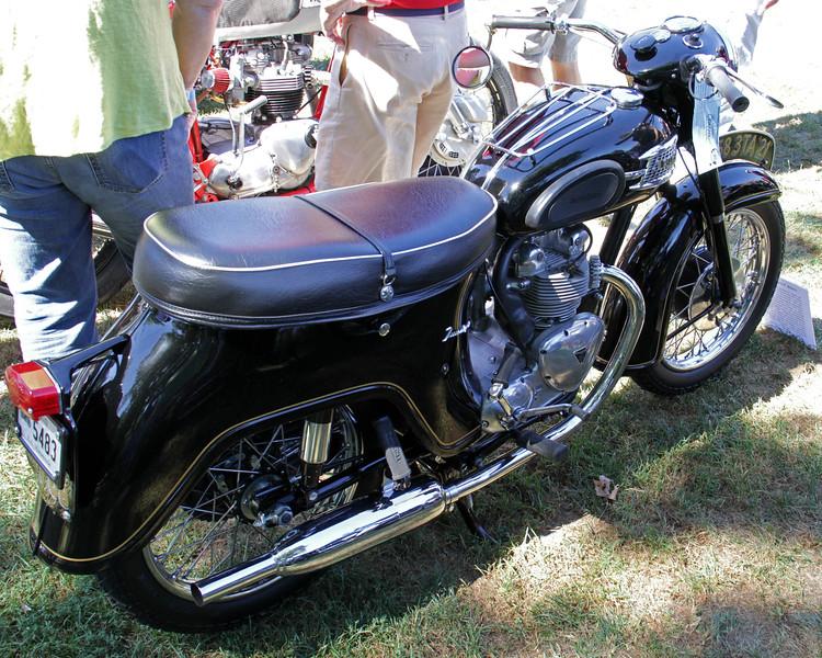 '58 Triumph Twenty One