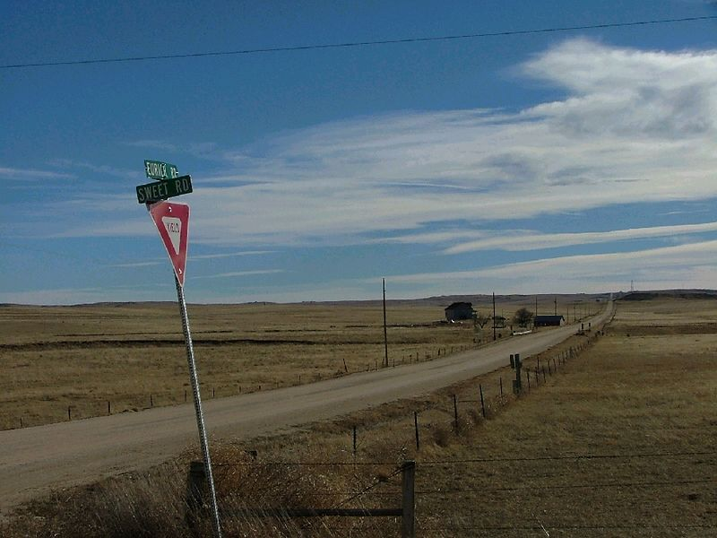 The crossroads. Just as Robert Johnson sings about.