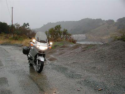 Rainy Ride 12/02