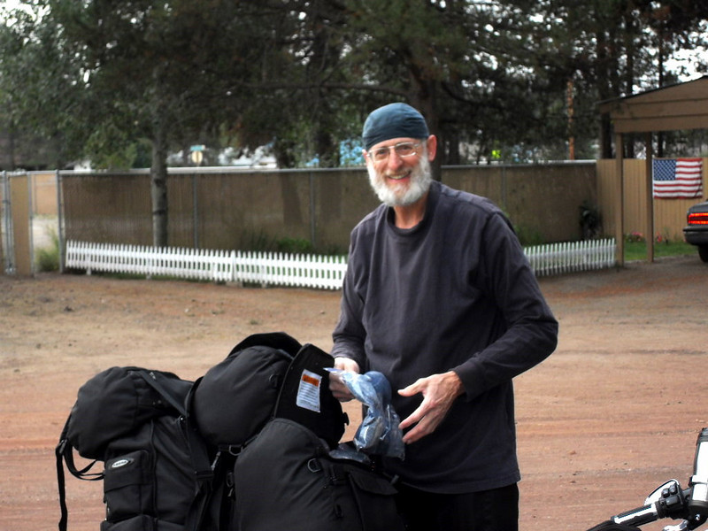 Ready to Get on the Road, La Pine, OR