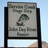 Service Creek.  I've heard its closed now