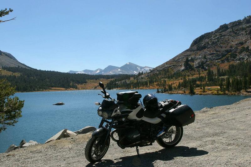 Tioga Lake again...