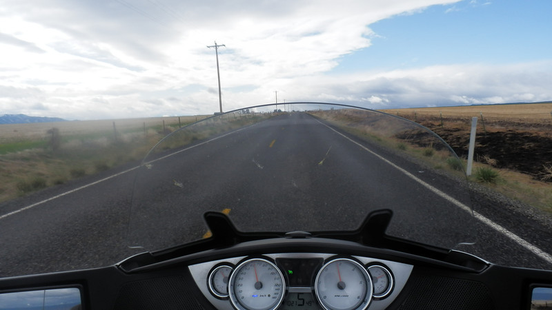 WA 129 on the way to Rattlesnake Grade
