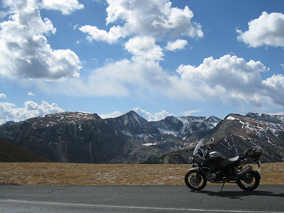 Rocky Mountain National Park 09-27-2008