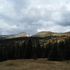 Near the summit of Boreas Pass