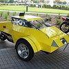 Underneath the bodywork, this is a GoldWing 1200