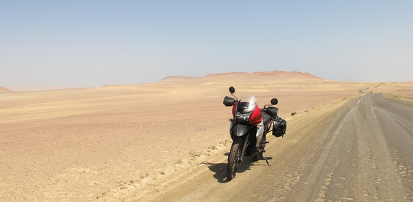 Riding Peru