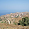 Village of Haseki; 17 miles (sea miles ?) to the island of Lesbos