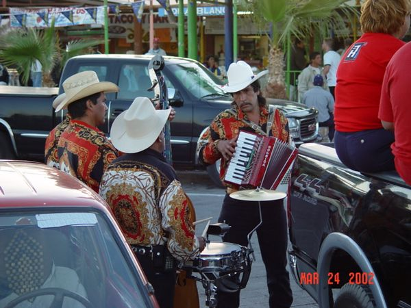 Another street band