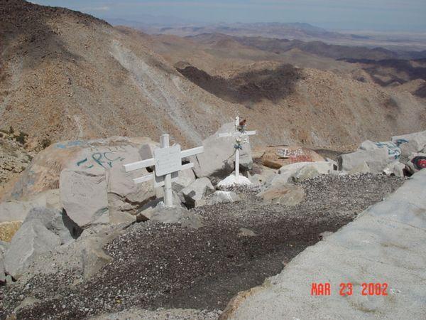 Summit of La Rumorosa Grade