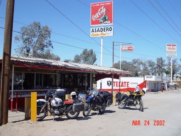 Fast Food Mexican style