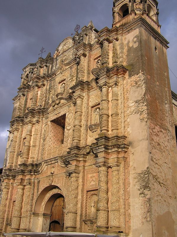 Church, San Cristobal de Las Casas