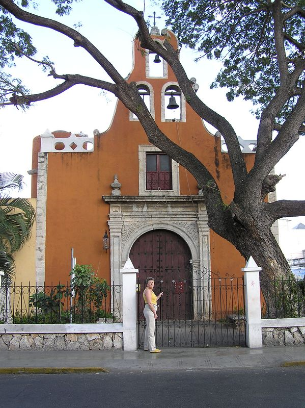 Church, Merida, Yucatan