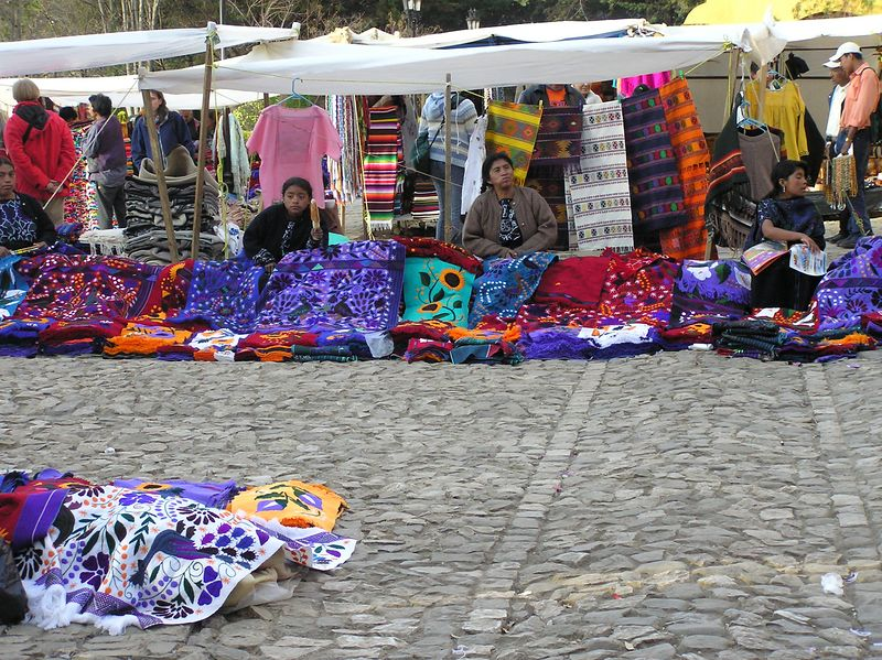 Market place, San Cristobal de Las Casas