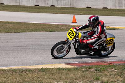 Road America AHRMA Vintage Motorcycle Racing June 8-10, 2012