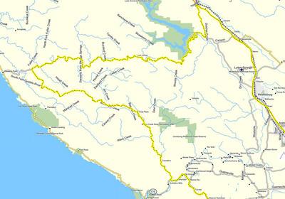 Skaggs - Tin Barn - Kings Ridge Roads