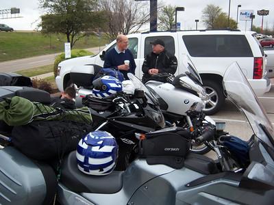 2010 Road Trips