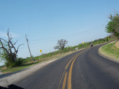 2011 Road trips