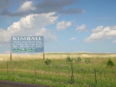 Kinball, neb.