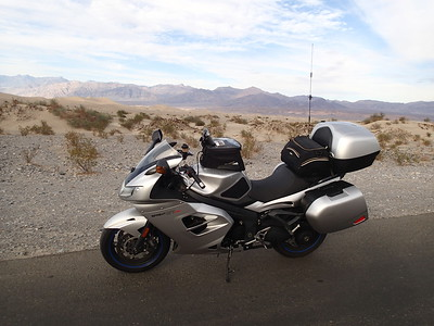 Death Valley 2016 ride