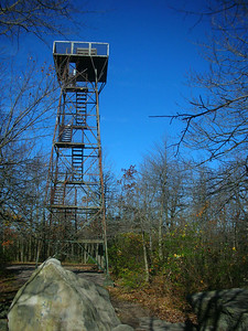Mt Davis obsservation tower