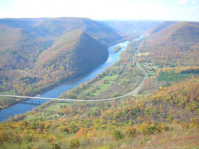From Hyner View.